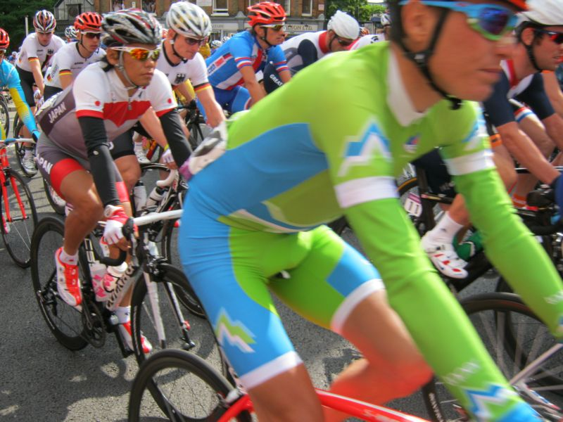 Olympic Men's Road Cycle Race