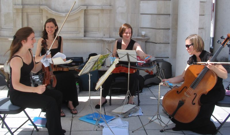 More Music in Mayfair!