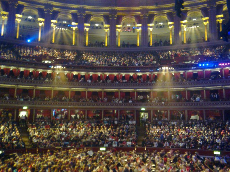Royal Albert Hall Christmas Singalong
