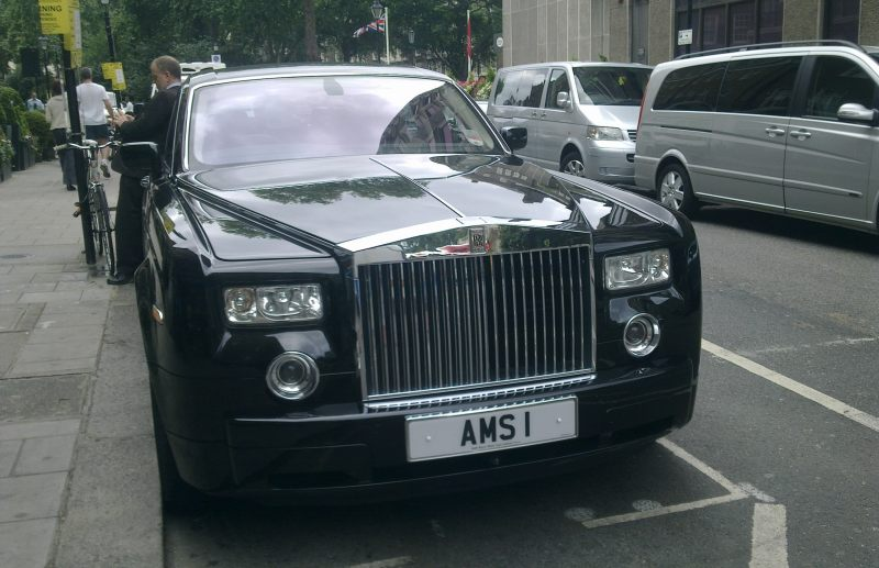 Lord Sugar's Roller