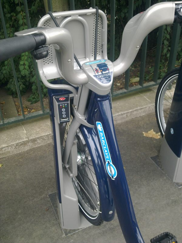 New Cycle Hire Scheme